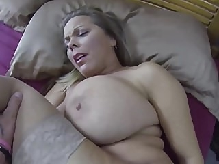 creampie milf old & young